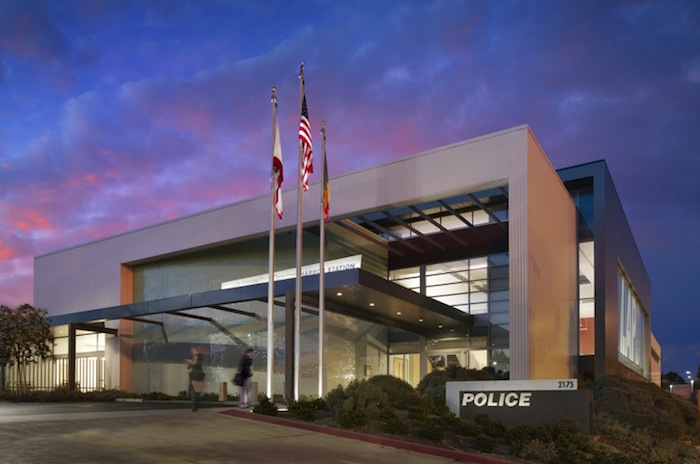 Los Angeles Police Olympic Division Station