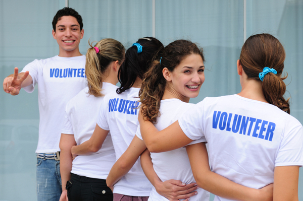 How to get Teens Involved in Philanthropy.